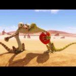 Hoạt hình vui nhộn về chú thằn lằn Oscar hài hước